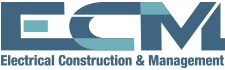 ECM – Electrical Construction & Management Logo
