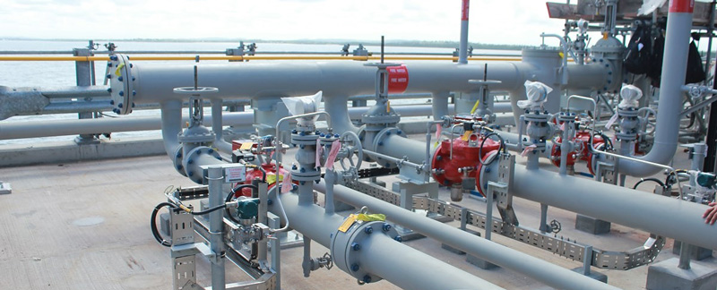 lng fire systems